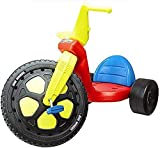 The Original Big Wheel 16' Boys Trike, with Clicker - Made in USA