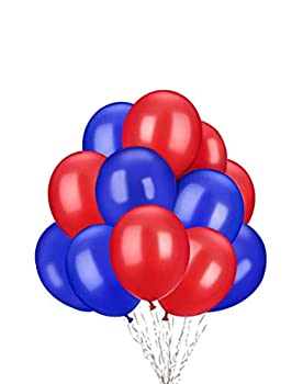 Best red and blue balloons Reviews