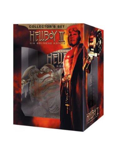 Hellboy: Die goldene Armee - Geschenkset [Collector's Edition] [2 DVDs]