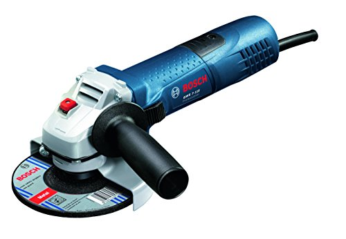 Bosch GWS 7-115 Professional angle grinder (720 W, disc diameter 115 mm, in cardboard box)