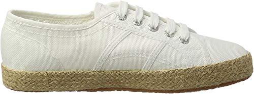 Superga Damen 2750-cotropeu Sneaker, Weiß (White), EU
