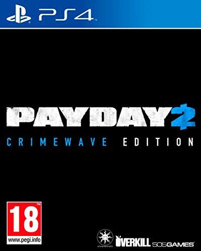 PayDay 2 Crimeware Edition para PS4