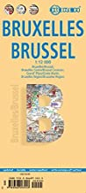 Best street map brussels belgium Reviews