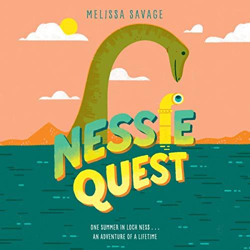 Nessie Quest audiobook cover art