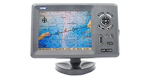 Best Price ONWA KP-708: 7-inch GPS Chart Plotter with Internal GPS Antenna