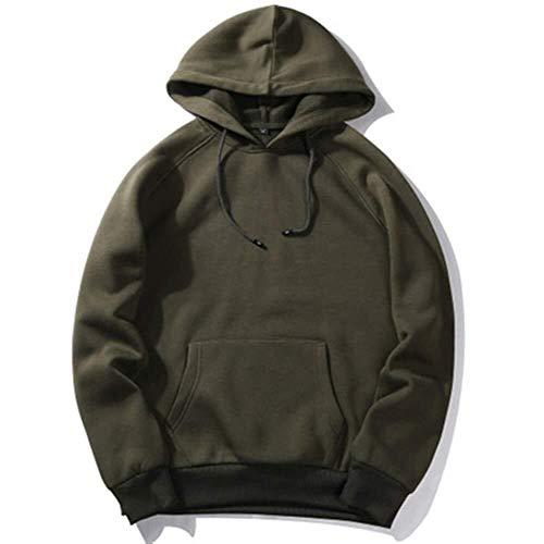 QJY jeugdwol ronde hals sweatshirt groot XX-Large C