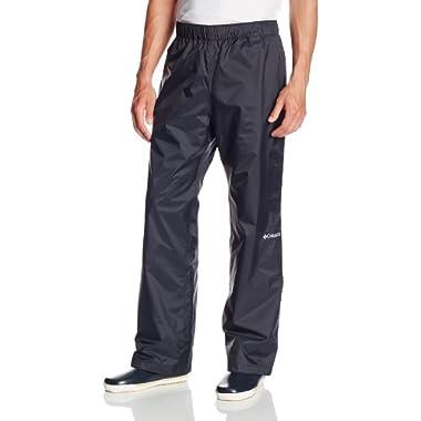 Columbia Men's Rebel Roamer Pant, Black, X-Large/32