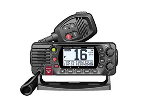 STANDARD HORIZON GX1400B VHF, Basic, Black,Small