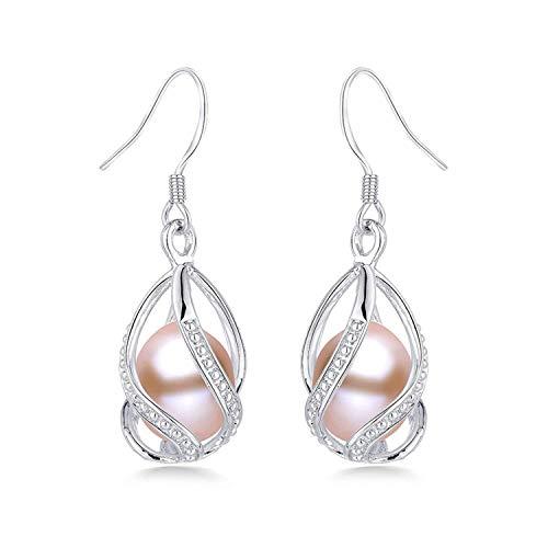 Lisa Billy Earrings Elegante Damen-Ohrringe, Schmuck, Perle