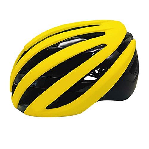 Casco Bicicleta Yuan Ou Casco de Bicicleta para Hombre Casco de Bicicleta...