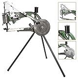 YaeTek Hand Cobbler Shoe Repair Machine Dual Cotton Nylon Line Sewing Machine Manual Shoe Mending Machine Shoe Sewing Machine