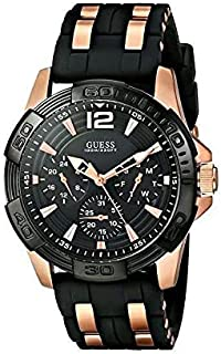 Guess Casual Watch For Men Analog Rubber - W0366G3