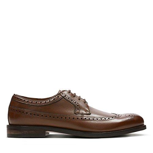 Clarks Dorset Limit - Zapatos con cordones de cuero