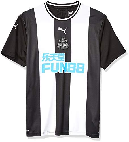 PUMA Mens Newcastle United Licensed Replica Jersey 2019-2020, Small, Home