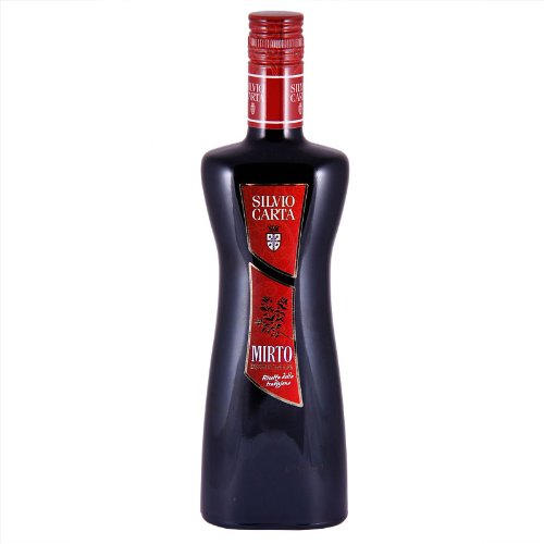 Mirto Rosso, Liquore di Sardegna, Sardischer Myrthenlikör 0,5 lt