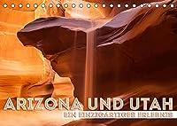ARIZONA UND UTAH Ein einzigartiges Erlebnis (Tischkalender 2022 DIN A5 quer): Der vielfaeltige Suedwesten der USA (Monatskalender, 14 Seiten )