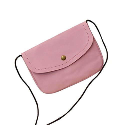 Bodhi2000, Borsa a tracolla donna, Pink (rosa) - 0150245LS2FY5421