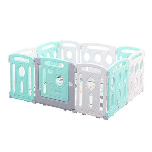 Buy Baby Fence Plastic Activity Panel Including Game Pad Children Activity Center Safe Play Fence Ba...
