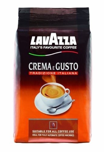 Lavazza Kaffeebohnen - Crema E Gusto - 1er Pack (1 x 1 kg)