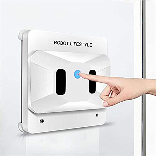 Ghongrm Ventana de Limpieza Robot Control Remoto al vacío, aspiradora robótica para Ventanas, Vidrio, Azulejos, Limpieza de baño