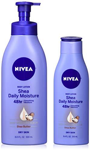 Nivea Shea daily moisture, 25.3 Fluid Ounce