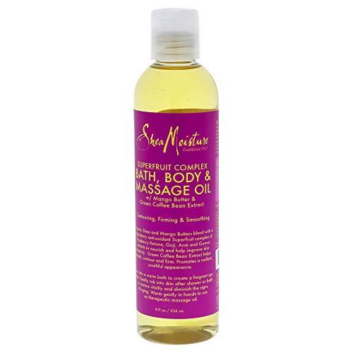 SHEA MOISTURE Superfruit Complex Bath-Body/Massage Oil