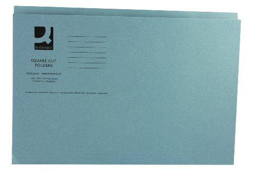 Q-CONNECT KF01191 cartella Blu A4