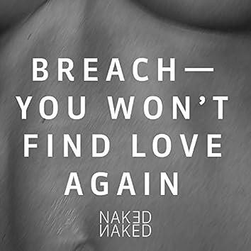 You Won't Find Love Again