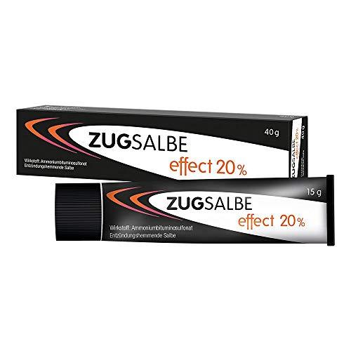 Zugsalbe effect 20%, 15 g Salbe