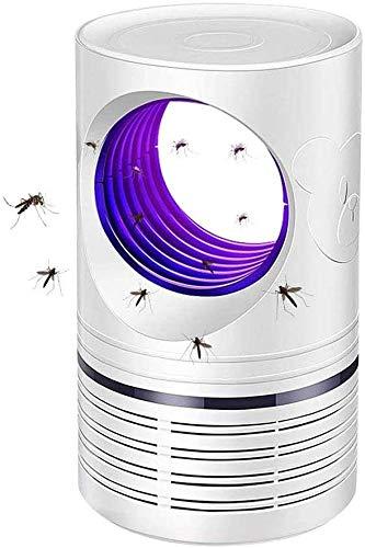 Vinteen Moskito-Mörder-Lampen-Moskito Zapper Mörder USB Quiet elektrischer bewegliches Inneninsektenvernichter Powered Smart-UV-LED-Leuchten Moskito Bug Killer-Fliegen-Mörder Startseite schwangerer Fr
