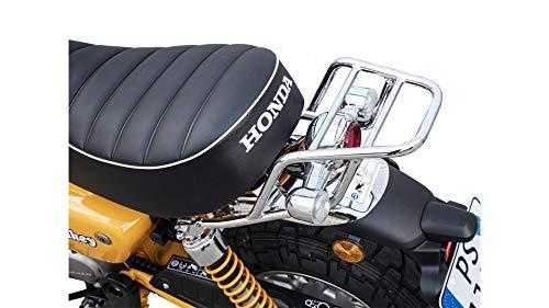 Motorize-HEPCO & Becker Puente de Equipaje Apto para Honda Monkey 125 (2019), Cromo