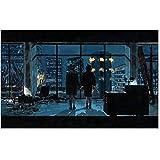 chtshjdtb Fight Club - Brad Pitt Edward Norton Wandkunst