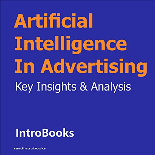 Artificial Intelligence in Advertising cover art