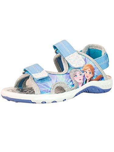 Disney Enfant des Sandales Frozen Bleu 30