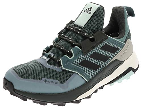 adidas Terrex Trailmaker GTX W, Zapatillas de Hiking Mujer, ESMTEC/NEGBÁS/MATVER, 41 1/3 EU
