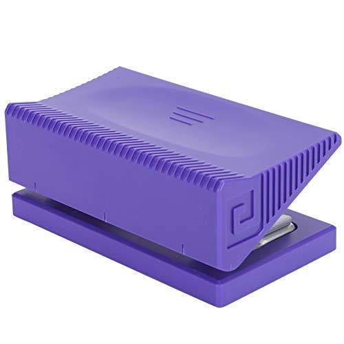 Perforadora redonda Perforadora manual Perforadora de dos orificios Perforadora para oficina
