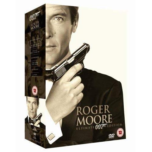 James Bond: Ultimate Roger Moore [Edizione: Regno Unito]