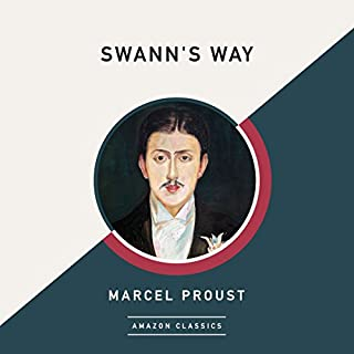 Swann's Way (AmazonClassics Edition) audiobook cover art