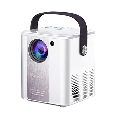 Portable Mini Projector Outdoor 5500Lux Full HD 1080P and 120''...