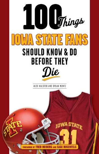 Image Of100 Things Iowa State Fans Should Know & Do Before They Die (100 Things...Fans Should Know)