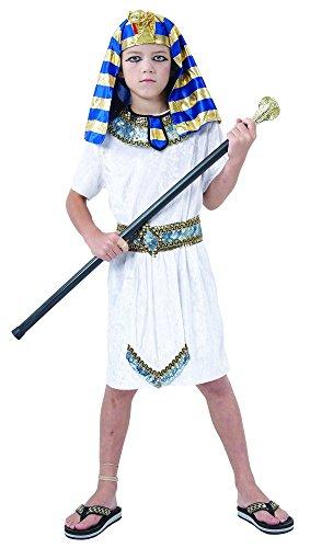 Generique - Déguisement Pharaon dEgypte garçon M 7-9 Ans (120-130 cm)