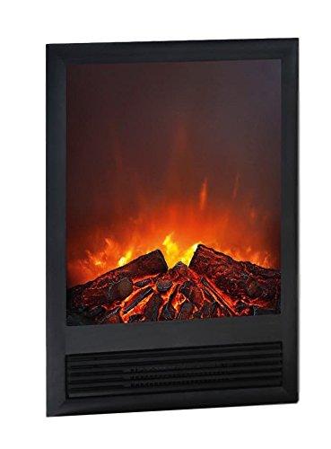 Elektrischer Kamineinsatz Rubyfires Elski mit Flammeneffekt Leistung 1200 Watt inklusive Fernbedienung