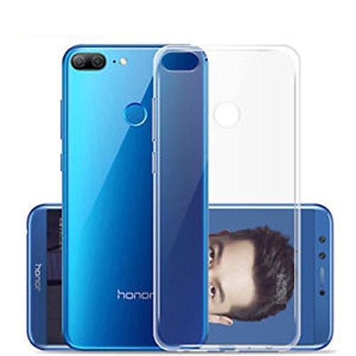 Honor 9 LITE/ZEDFO CASE Transparent Back Cover for Honor 9 LITE