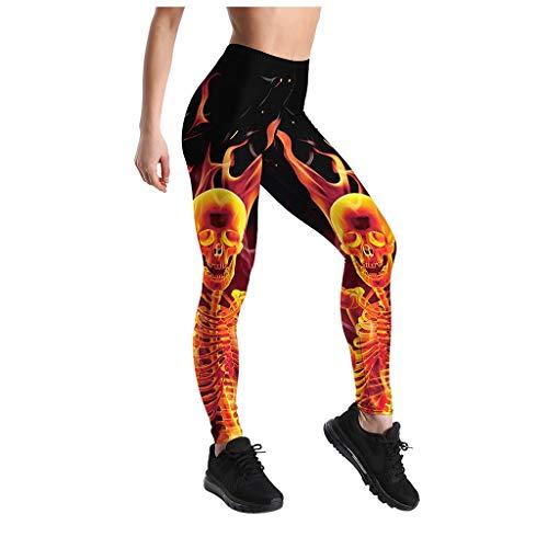 LANSKRLSP Pantalones Cortos para Mujer Slim Fit Pantalones de Yoga Elasticos Running de Deporte Leggings Jogging Modernas Entrenamiento