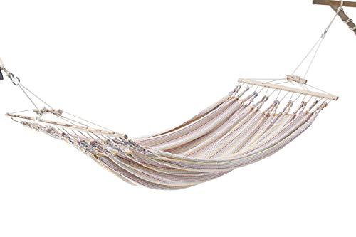 Chico-Doppelhängematte 350 x 190 cm - Baumwolle, Pastell