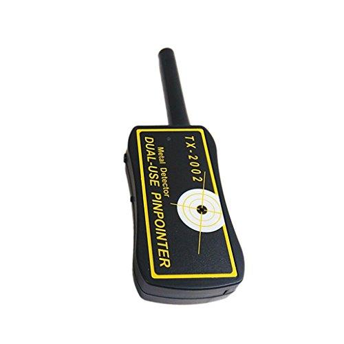 Gazechimp Ligero Nuevo Detector De Metales Hand Held Pro Scanner Dual Use con Holster