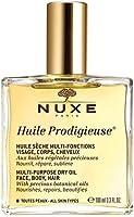 Nuxe Huile Prodigieuse – Pflegeöl für Gesicht, Körper und Haar – Alle Hauttypen (1 x 100 ml)