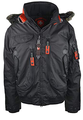 Wellensteyn Herren Jacke Rescue Jacket, Größe:4XL