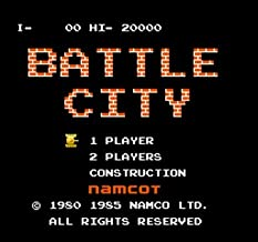 TopFor Battle City Region Free 8 Bit Game Card For 72 Pin Video Game Player