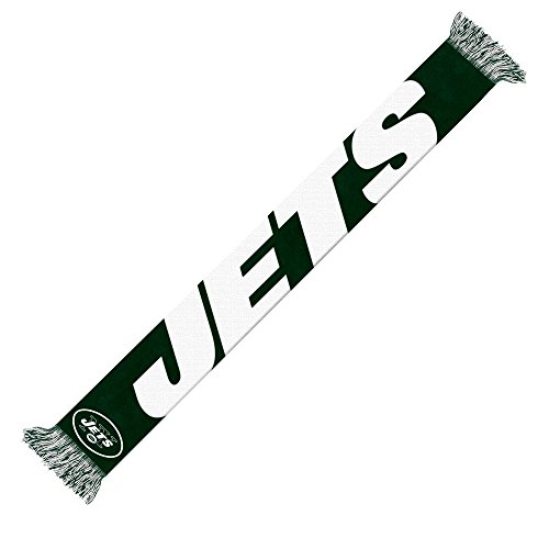 New York Jets 2014 NFL Wordmark Scarf